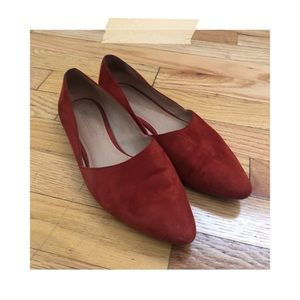 Madewell | Suede Flats